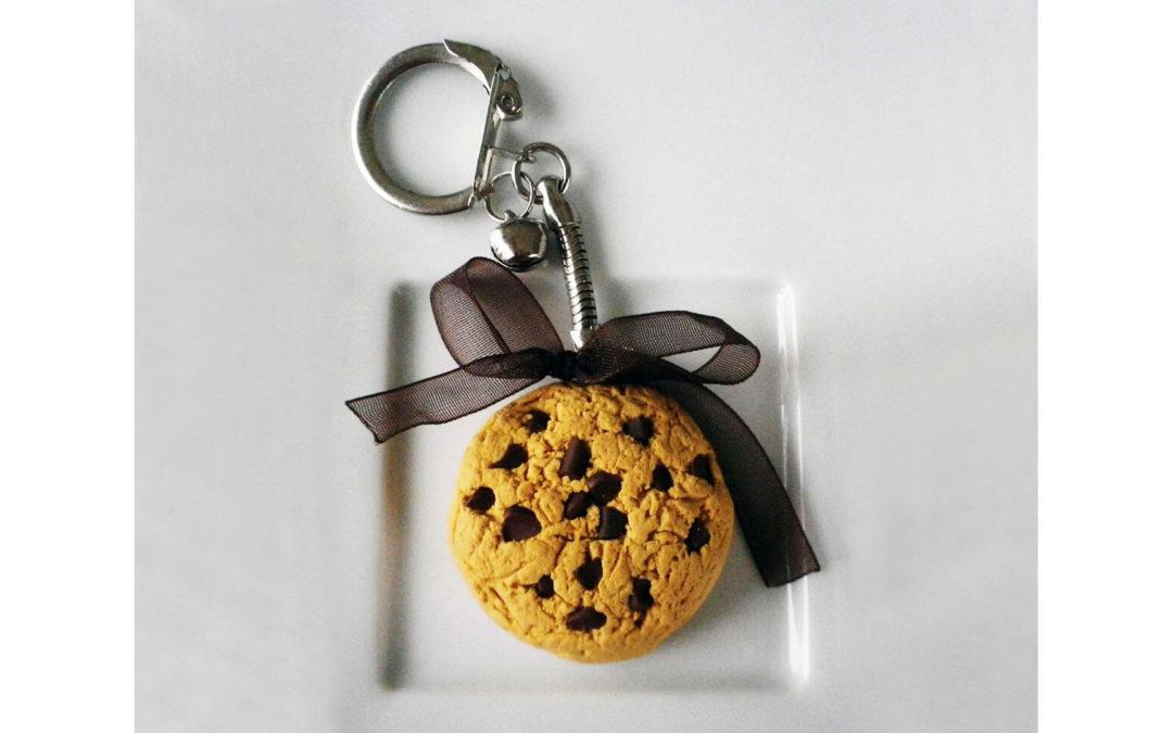 Porte-clé cookie