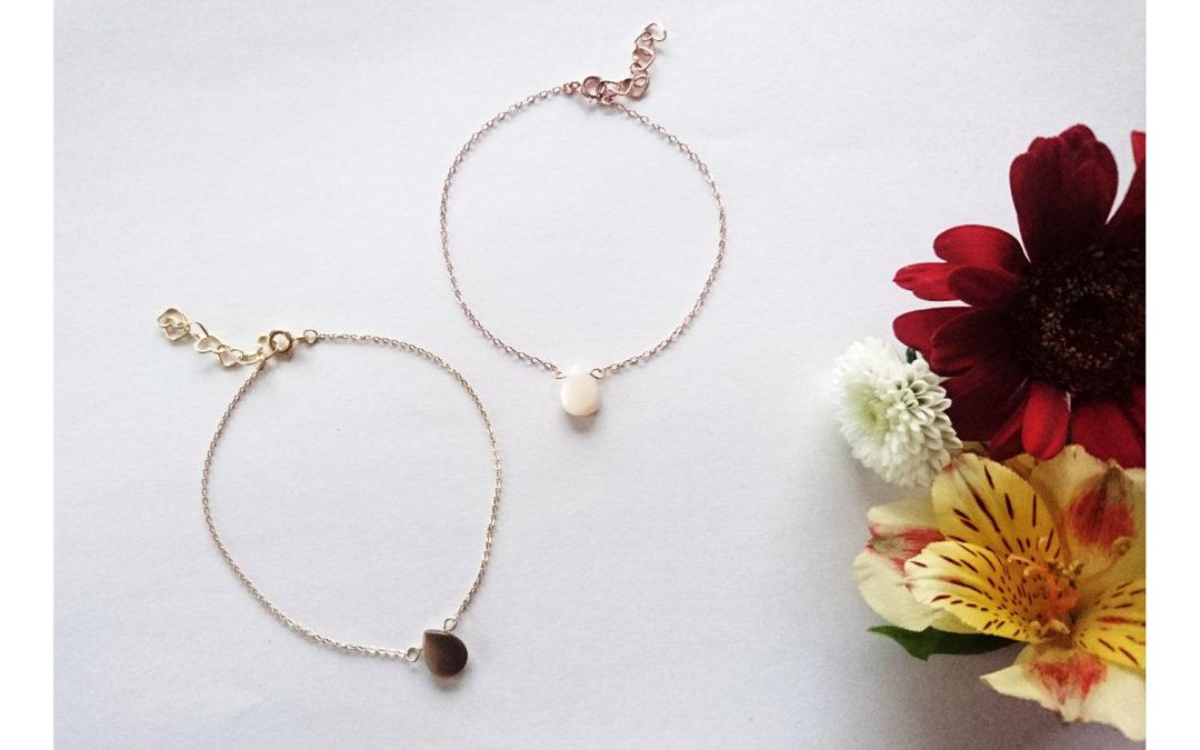 Bracelets nacre